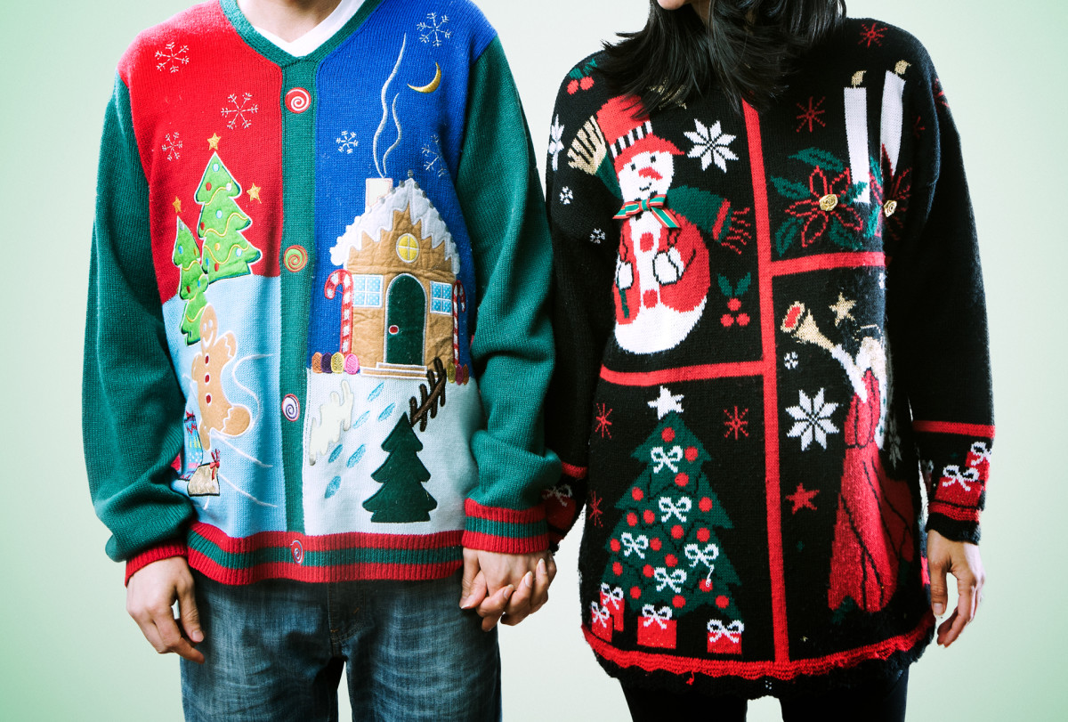 Christmas Traditions: Ugly Christmas Sweaters