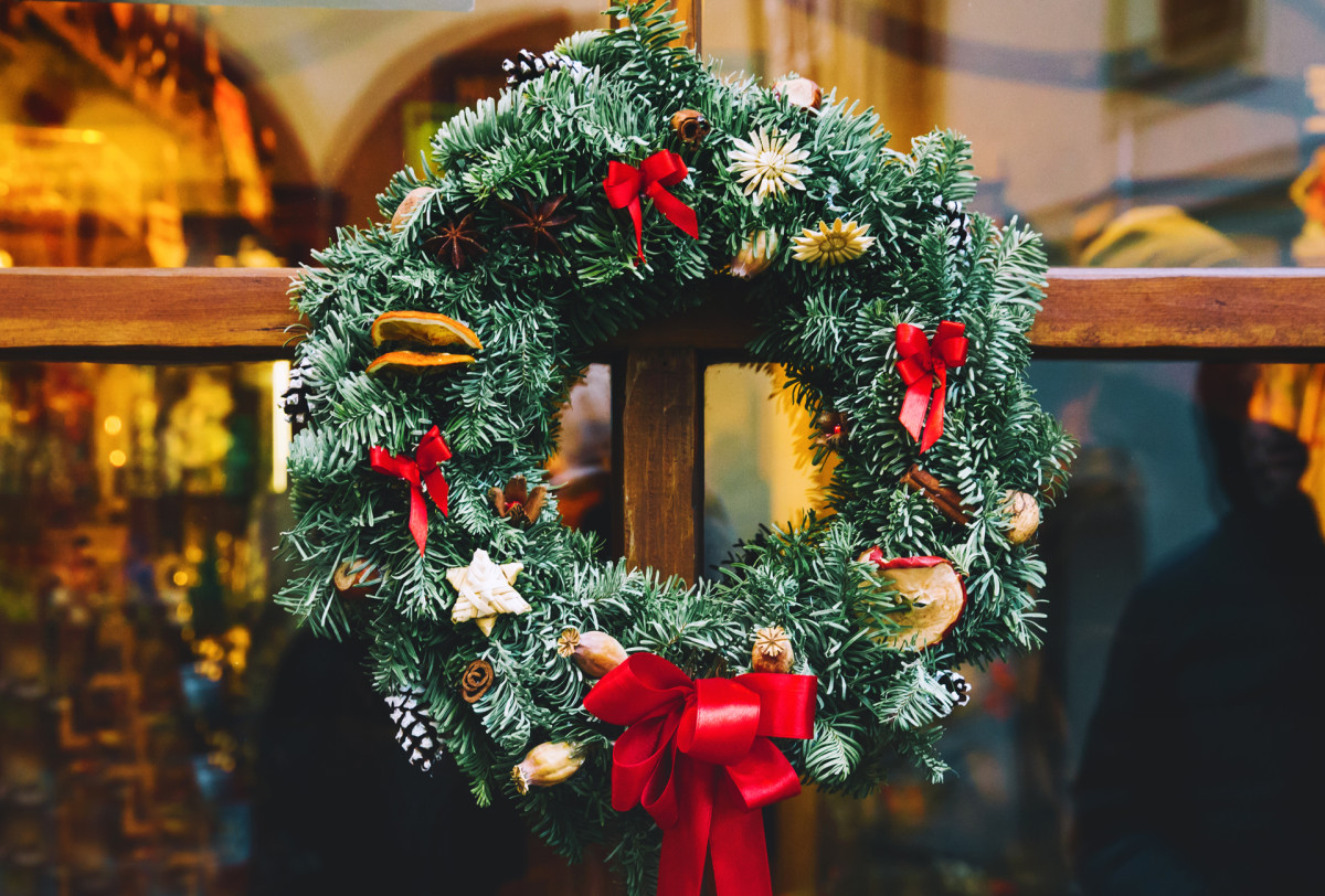 Christmas Traditions: Wreaths