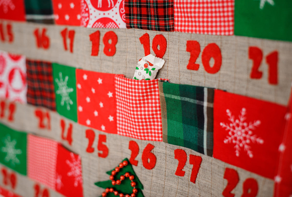 Christmas Traditions: Advent Calendar