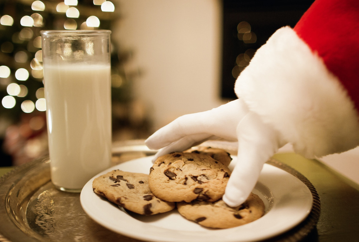 Christmas Traditions: Cookies for Santa