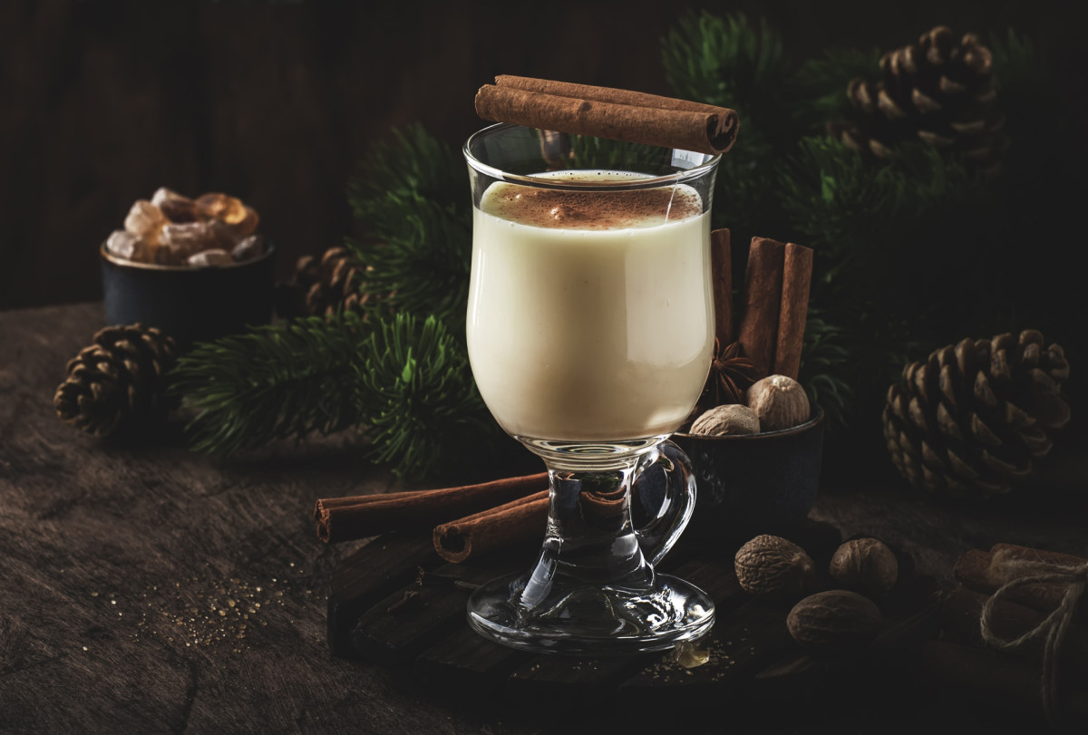 Christmas Traditions: Eggnog