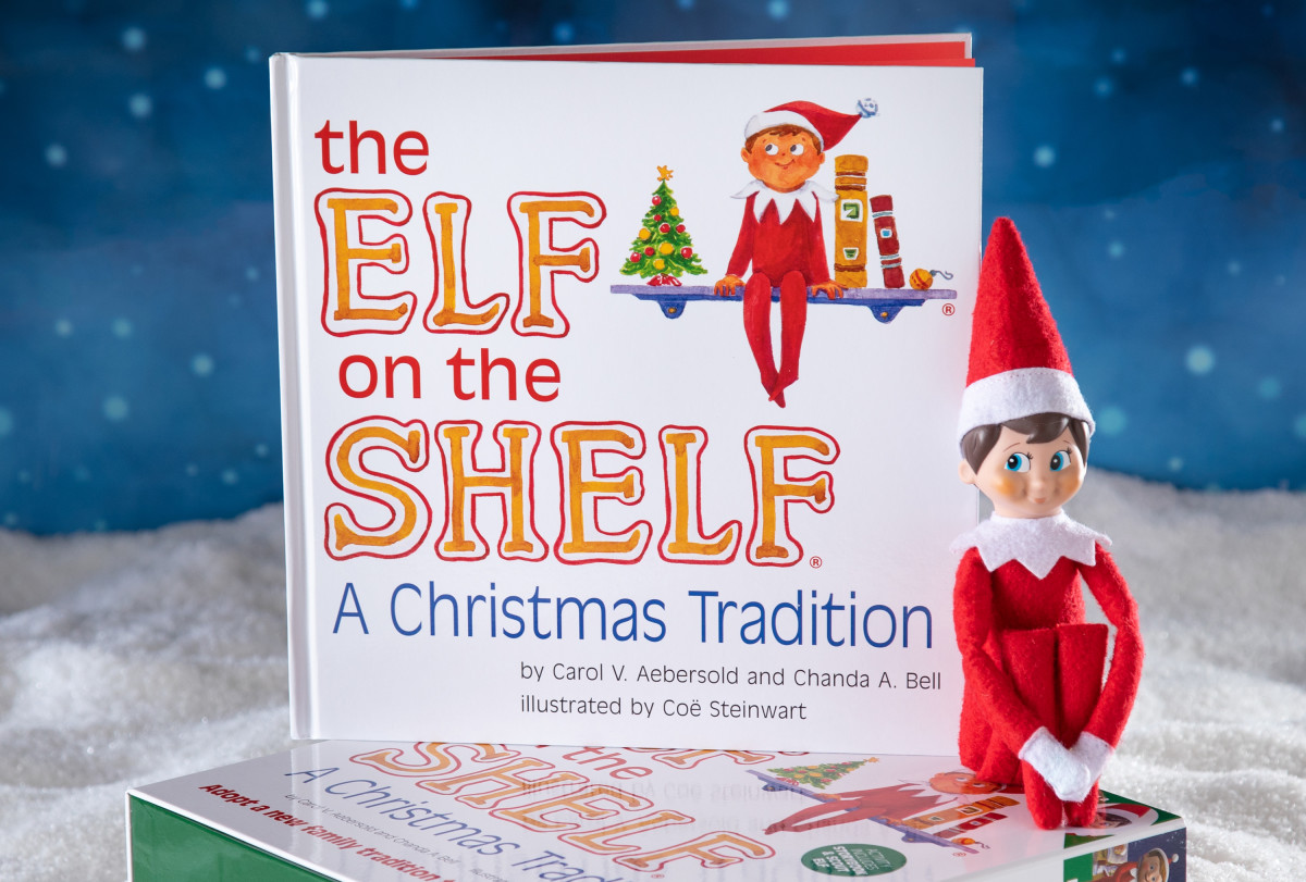 Christmas Traditions: Elf on the Shelf
