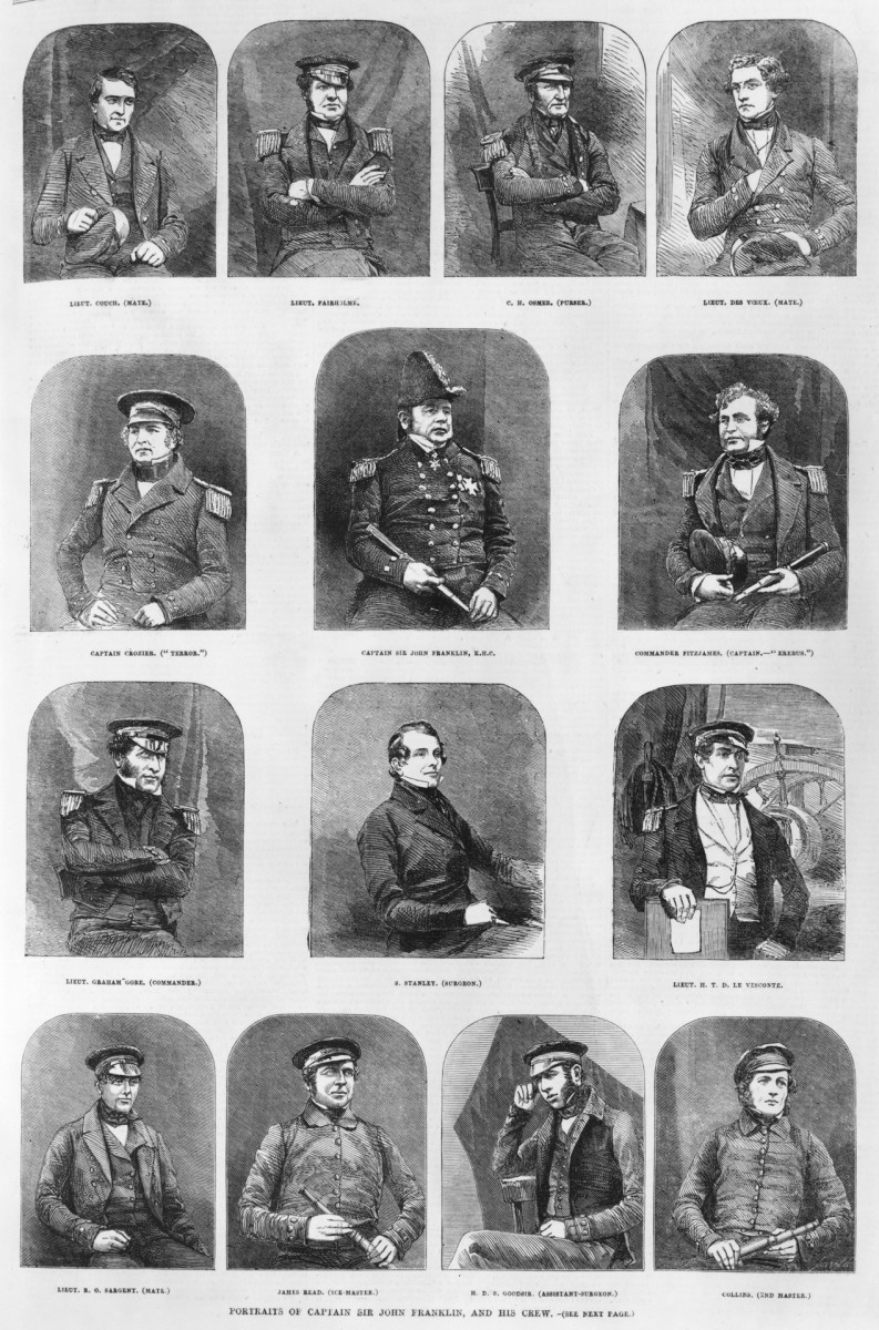 Franklin Expedition crew