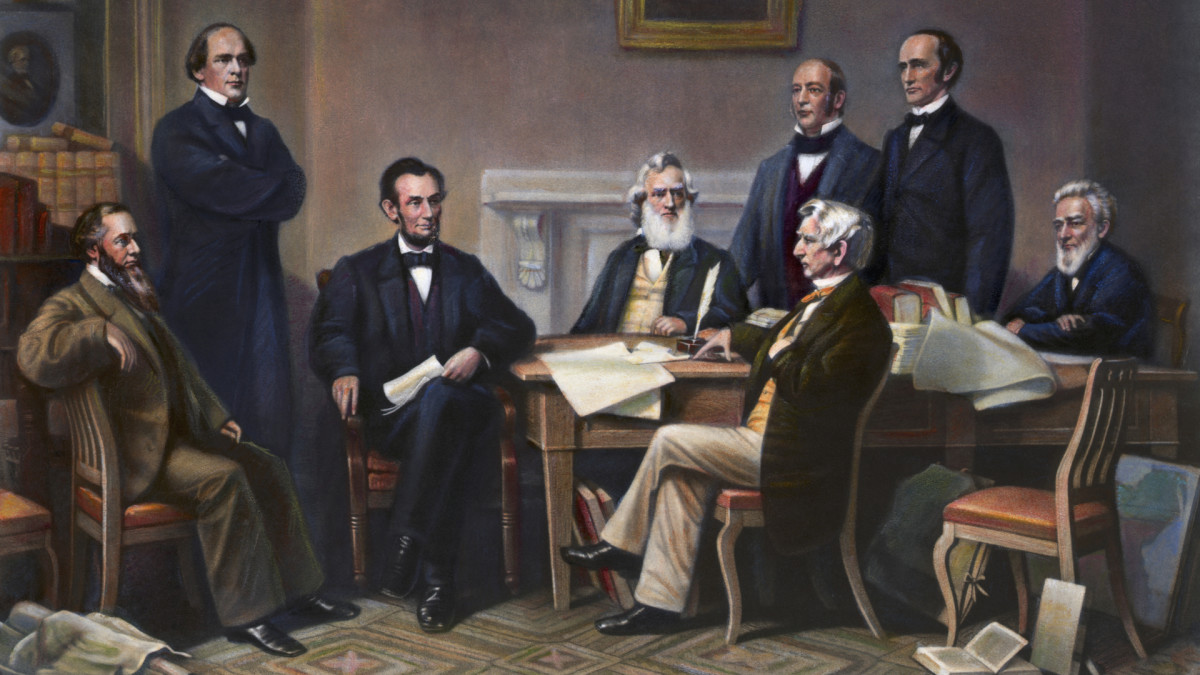 Abraham Lincoln and the Emancipation Proclomation