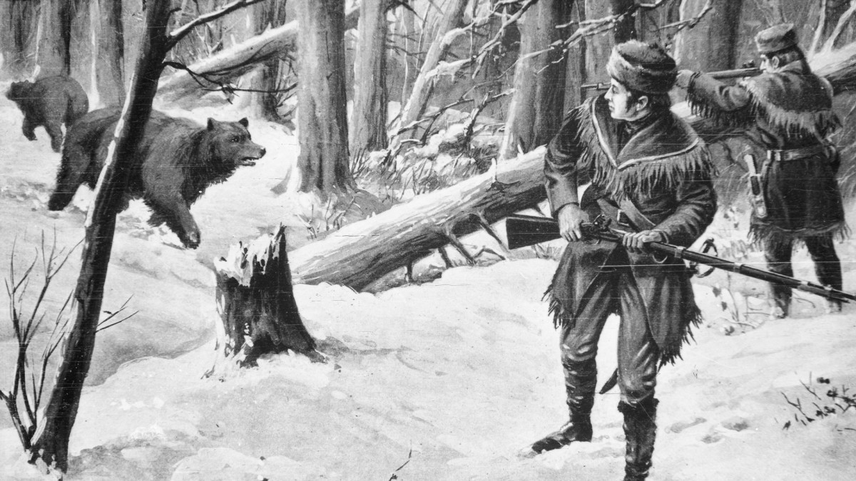 Lewis and Clark's Travels Included Dozens of Astonishing Animal Encounters