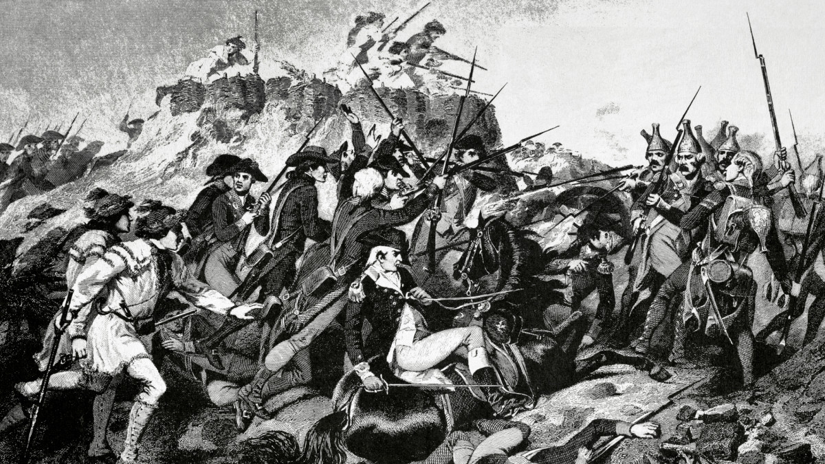 The Battle of Bemis Heights