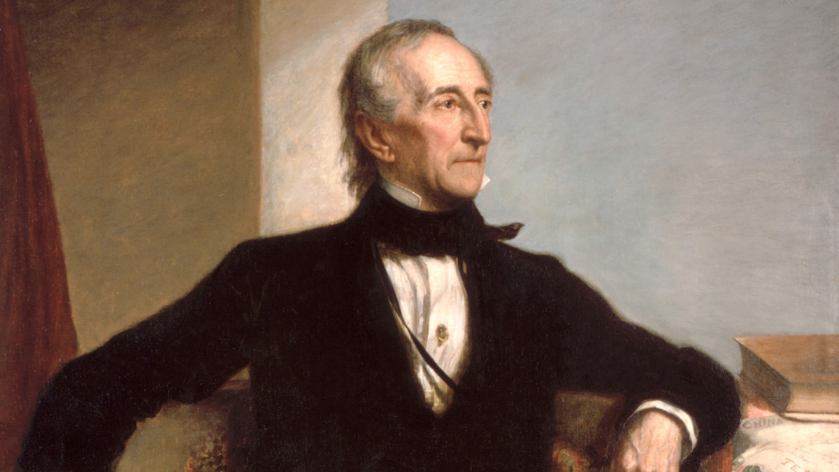 Why John Tyler May Be the Most Reviled U.S. President Ever
