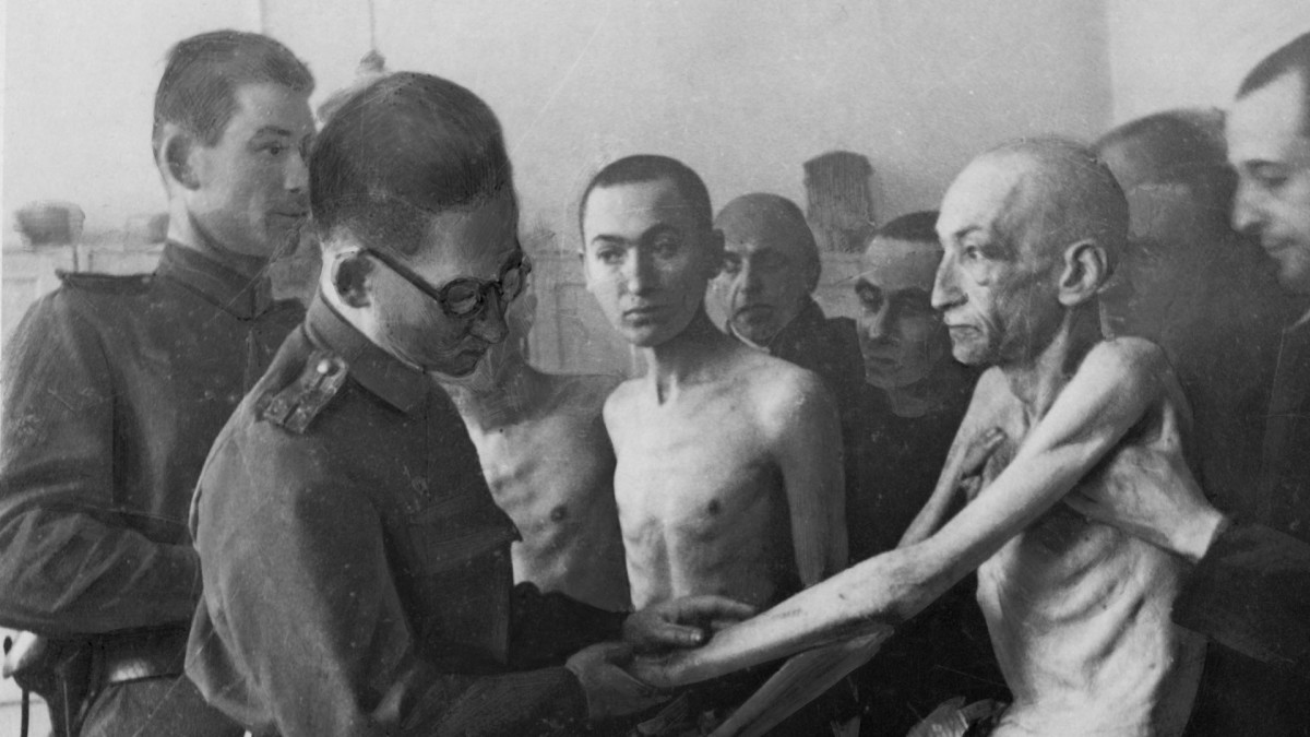 The Shocking Liberation of Auschwitz: Soviets 'Knew Nothing' as They Approached