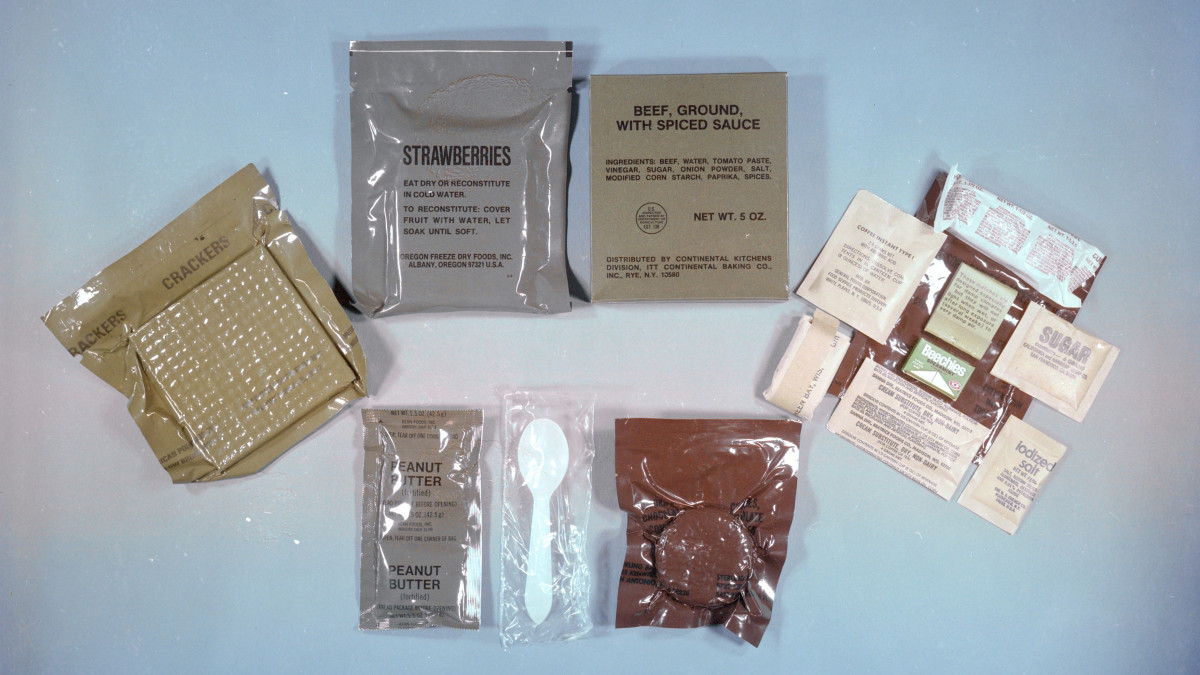 MRE from 1981.