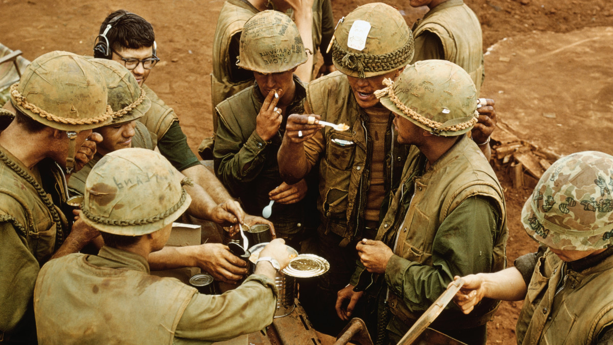 Battlefield Rations: What Troops Have Eaten Through the Ages - HISTORY