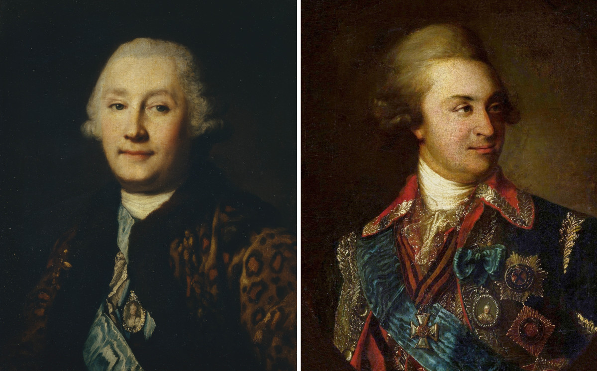 Catherine the Great Lovers