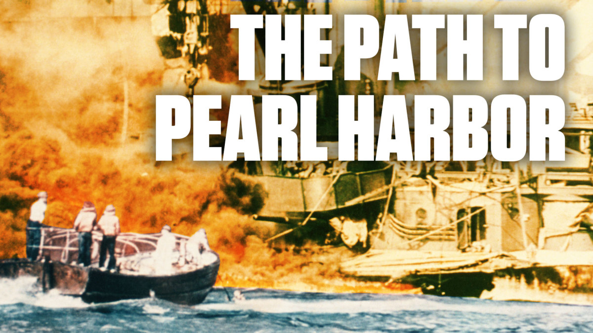 Did You Know Pearl Harbor Happened >> The Path To Pearl Harbor