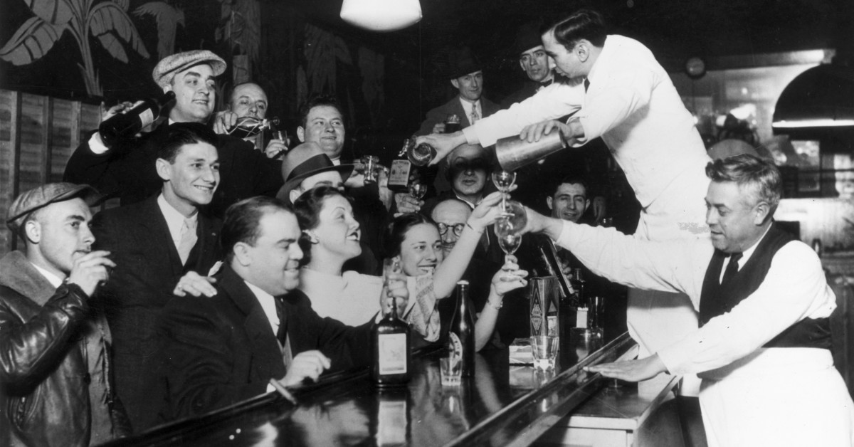 The End of Prohibition - HISTORY