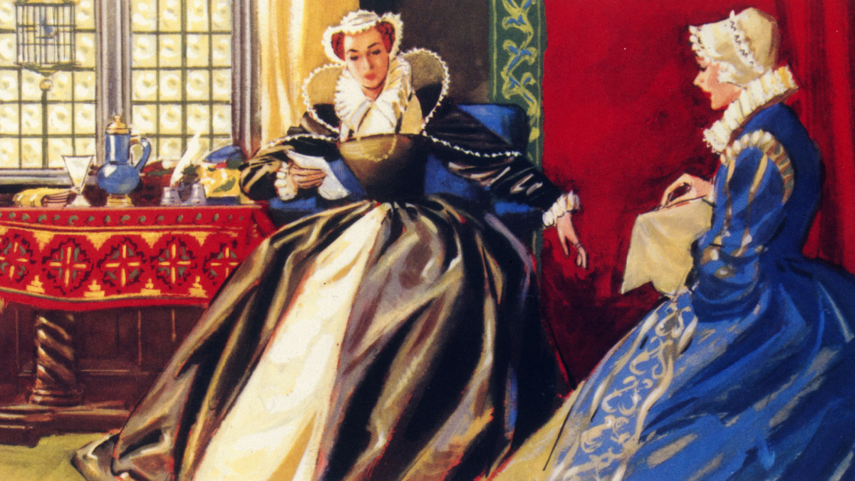 the salacious letters that helped bring down mary queen of scots