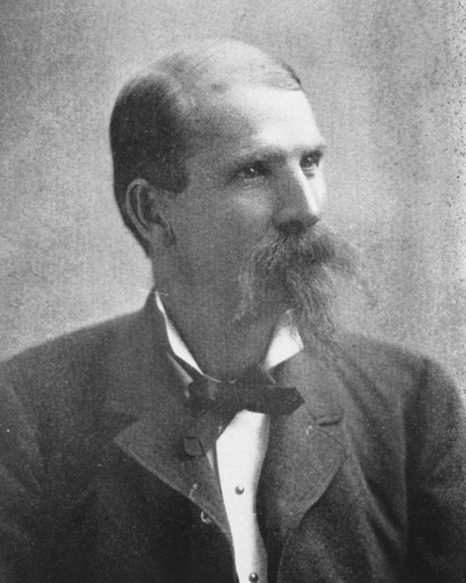 Governor Powell Clayton.