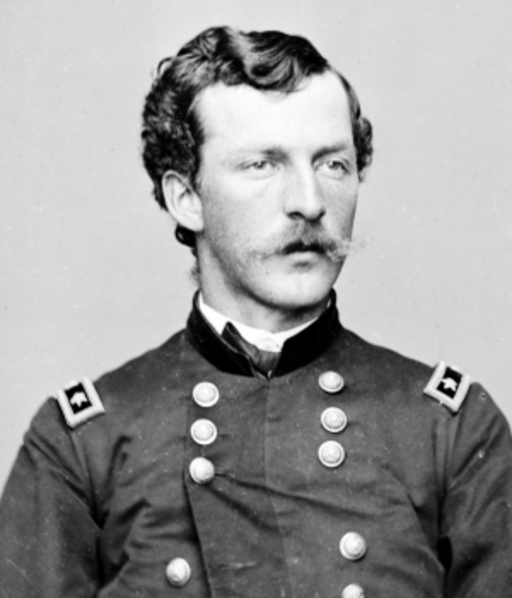 General Nelson Miles