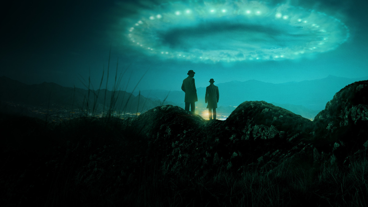 Watch full episodes of Project Blue Book on HISTORY.com