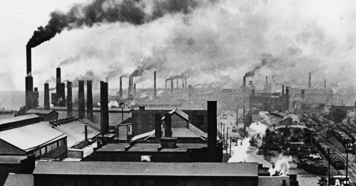 How the Second Industrial Revolution Changed People's Lives - HISTORY