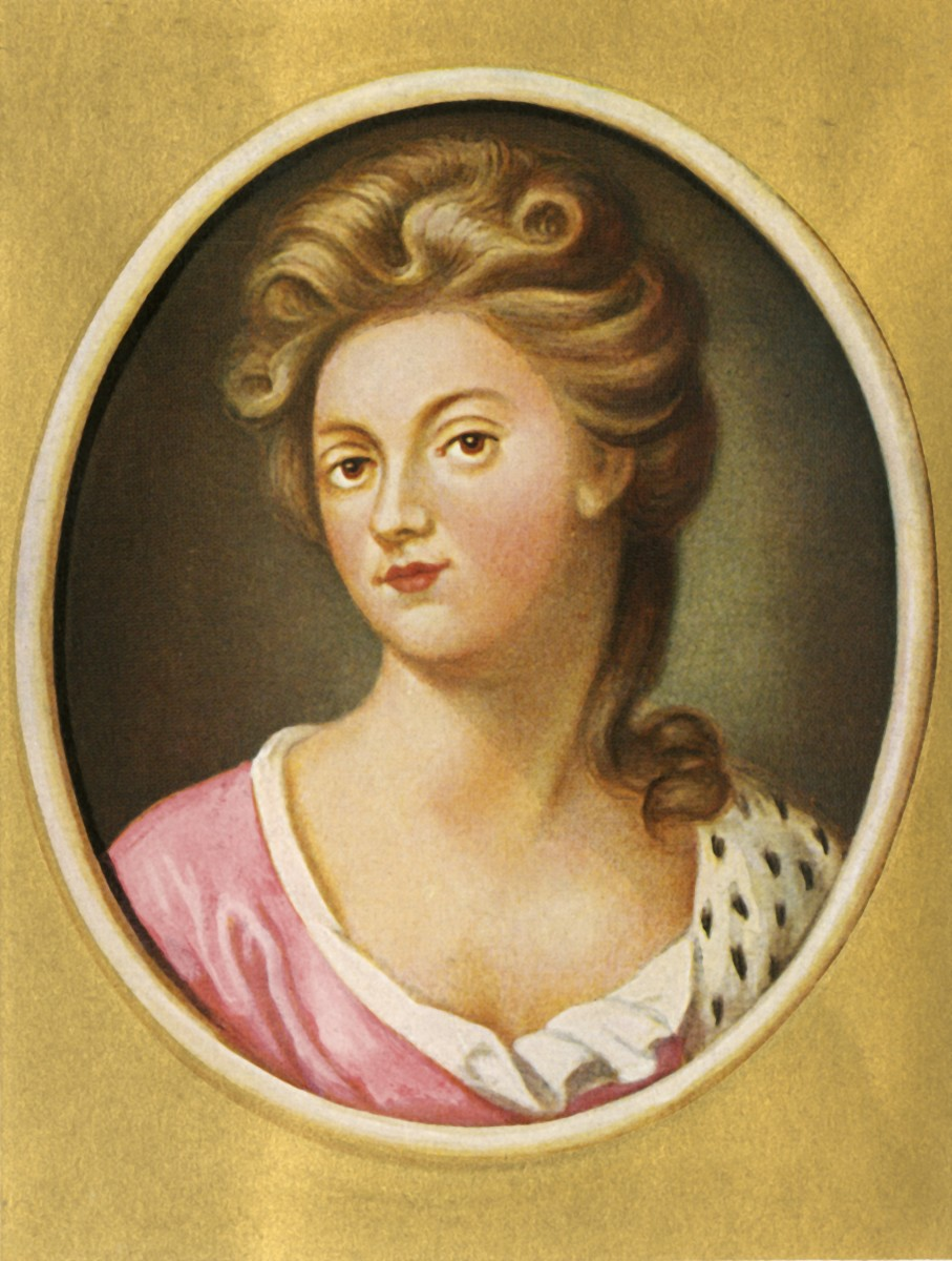 Sarah Jennings, Duchess of Marlborough.