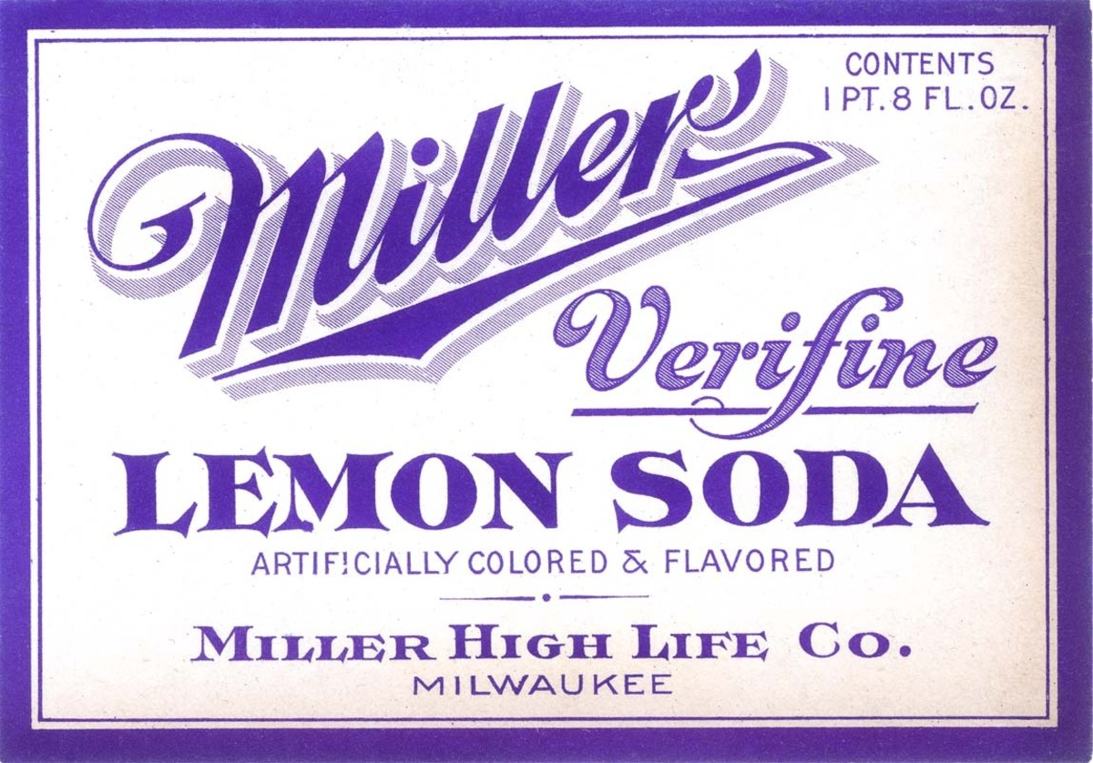 A soft drink produced by the Miller Brewing Company.
