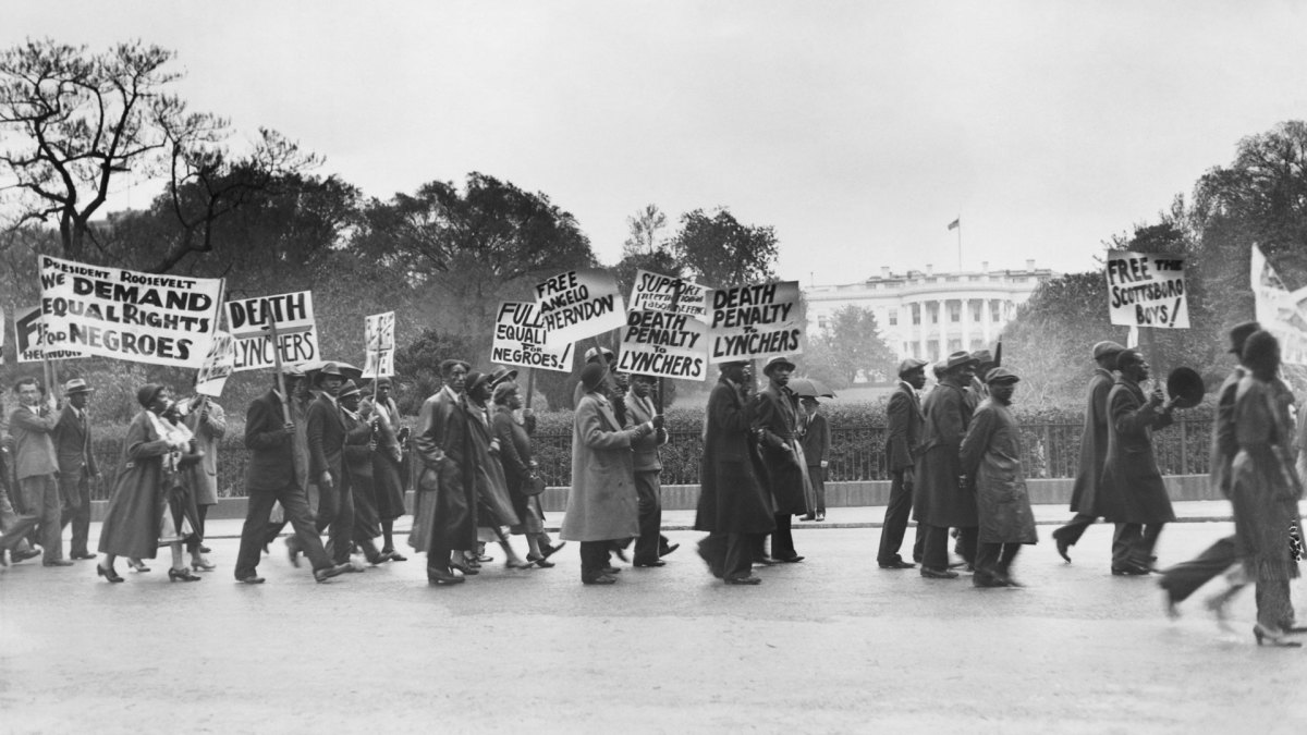 Why FDR Didn't Support Eleanor Roosevelt's Anti-Lynching Campaign