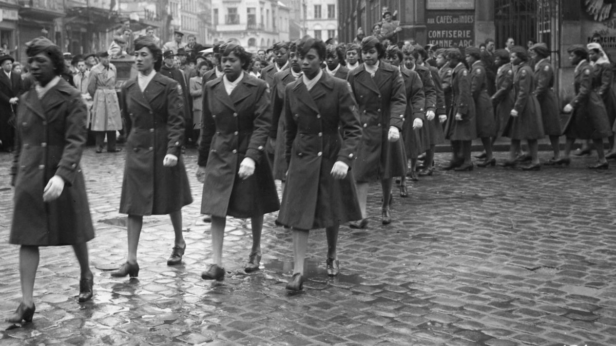 Image result for These Black Female Heroes Made Sure U.S. WWII Forces Got Their Mail