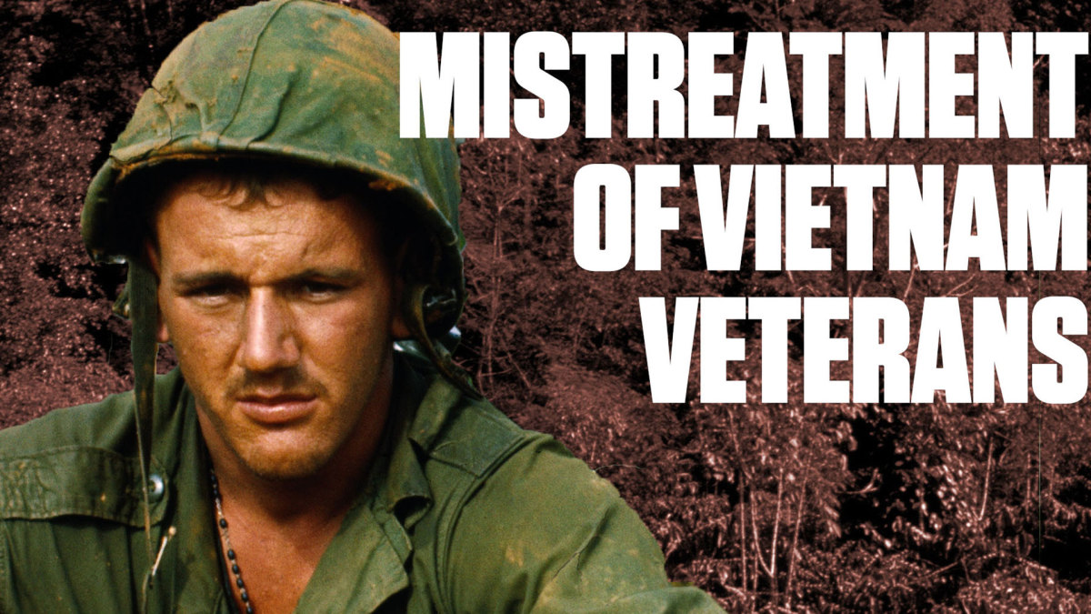 How WWII and Vietnam Veterans Were Treated Differently