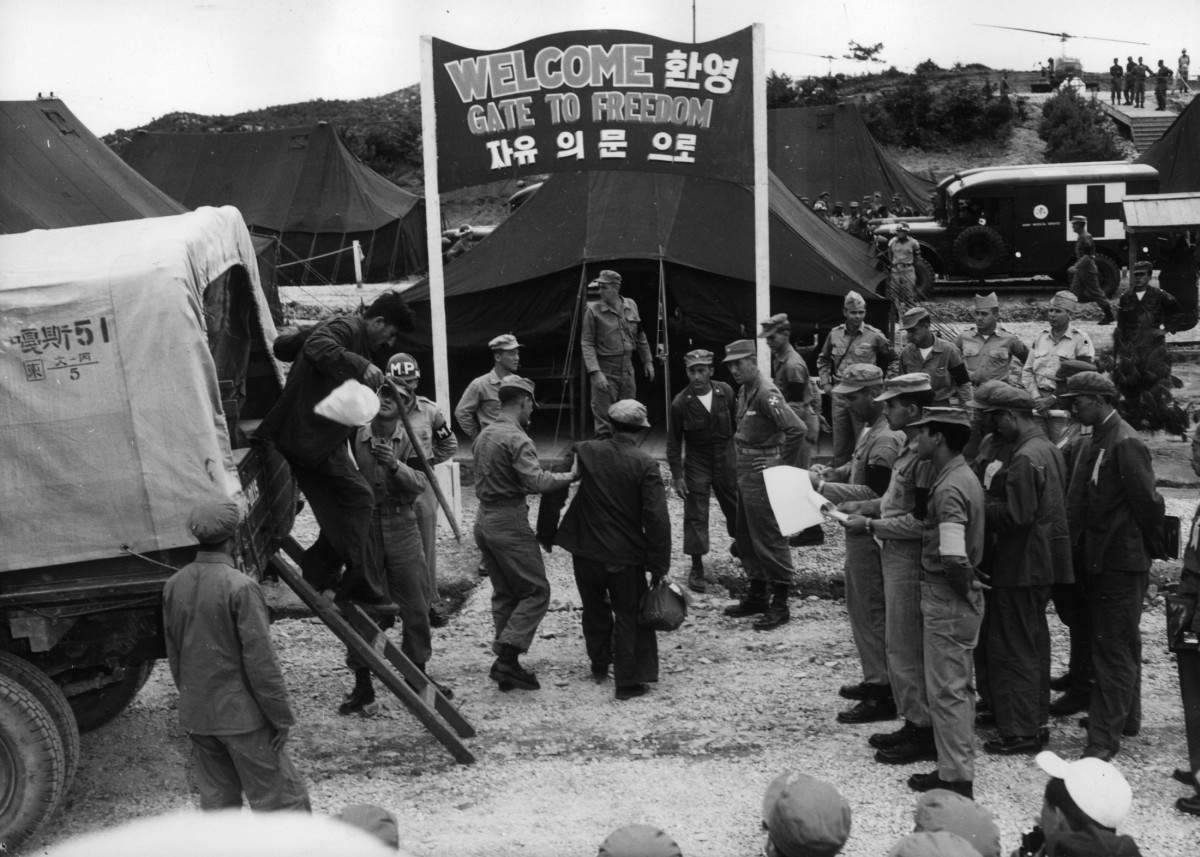 Korean War POWs
