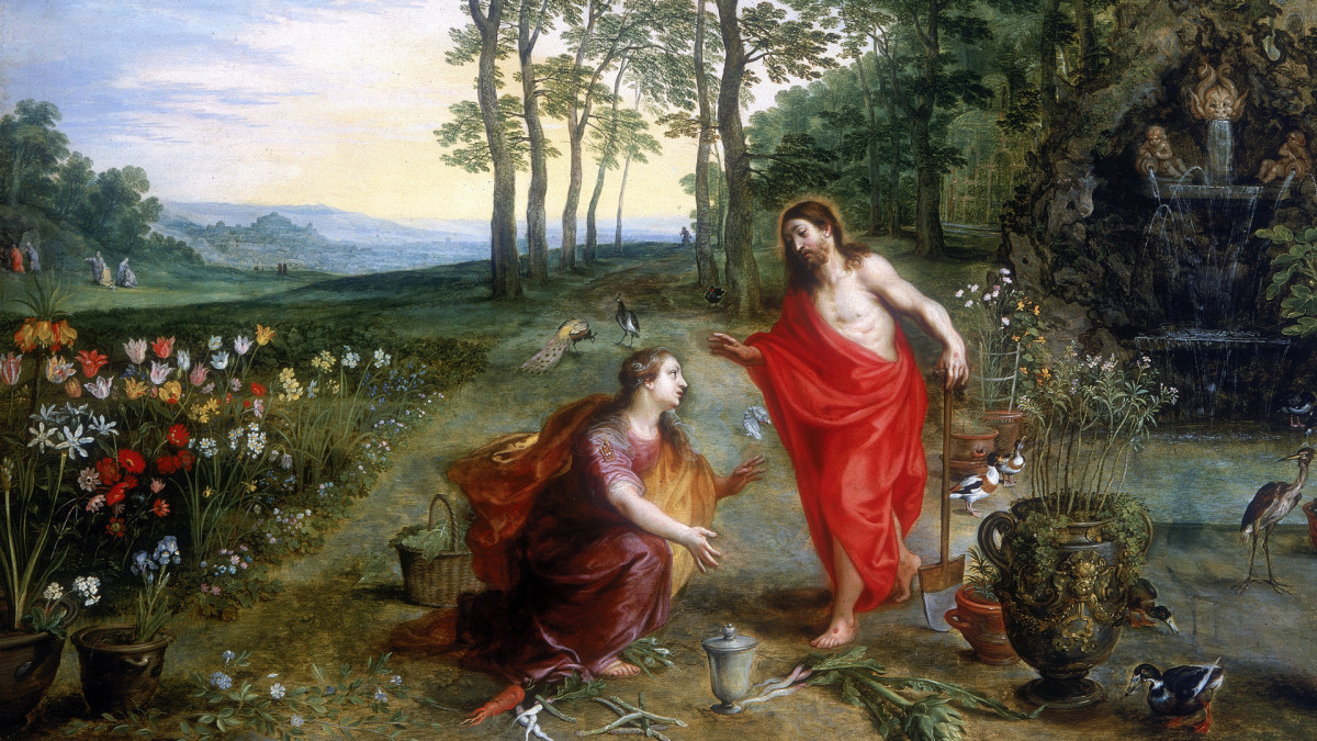How Early Church Leaders Downplayed Mary Magdalene's Influence by Calling Her a Whore