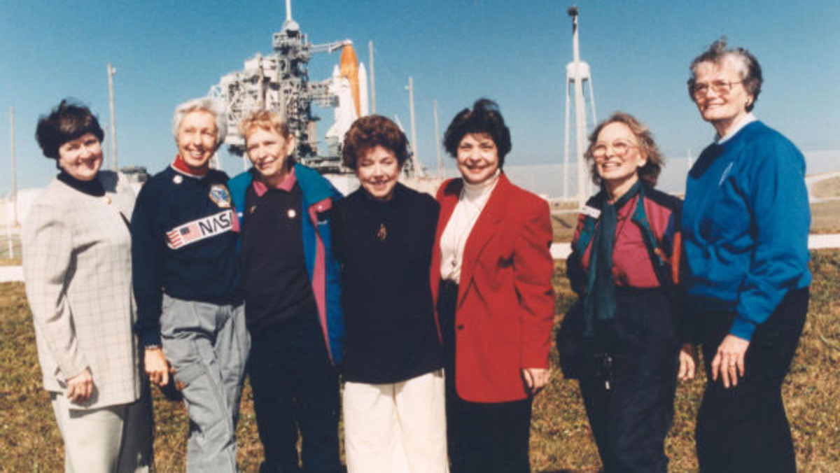 Right Stuff, Wrong Gender: The Woman Astronauts Grounded by NASA