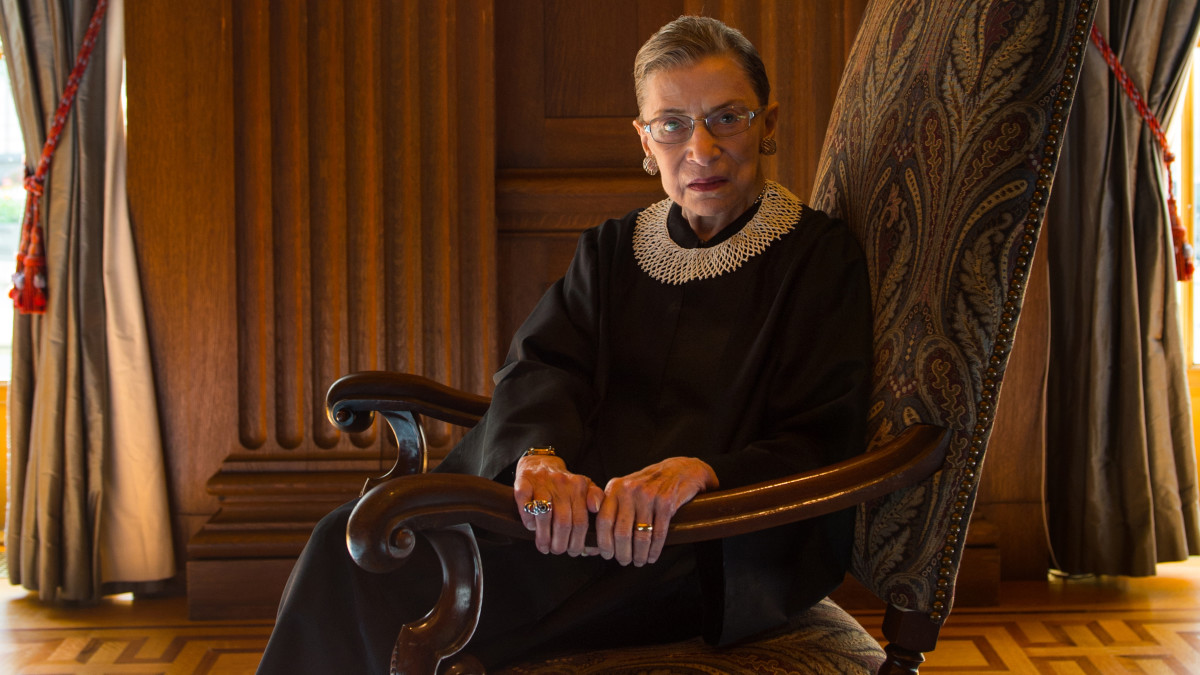 Ruth Bader Ginsburg, Supreme Court Justice Since 1993, Dies at 87