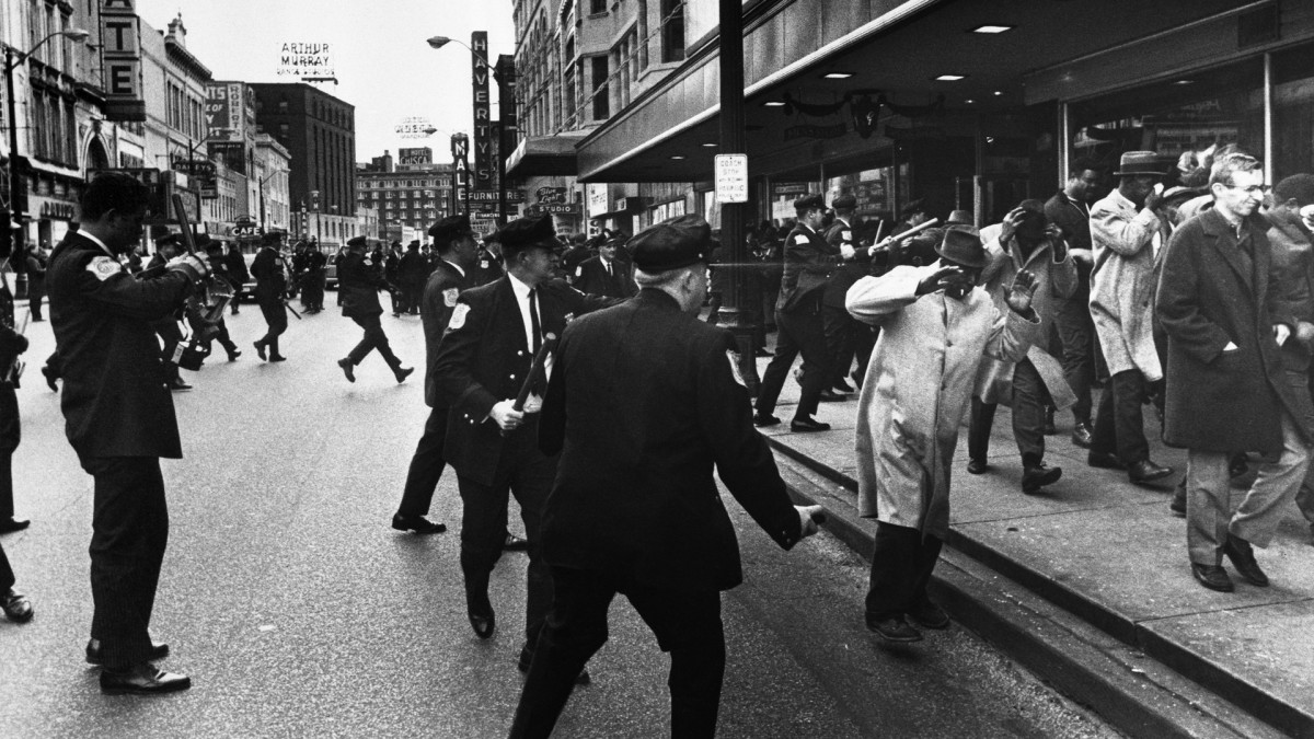 1968 Memphis Sanitation Strike, Civil Rights Movement