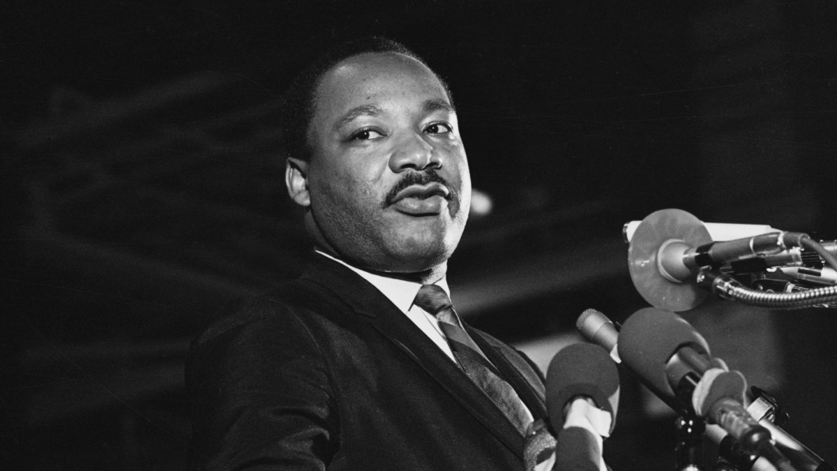 "Martin Luther King Jr.'s last speech, ""I Have Been to the Mountaintop"""