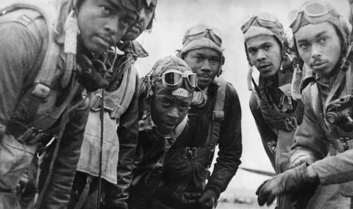 Black Americans Who Served in WWII Faced Segregation Abroad and at Home -  HISTORY