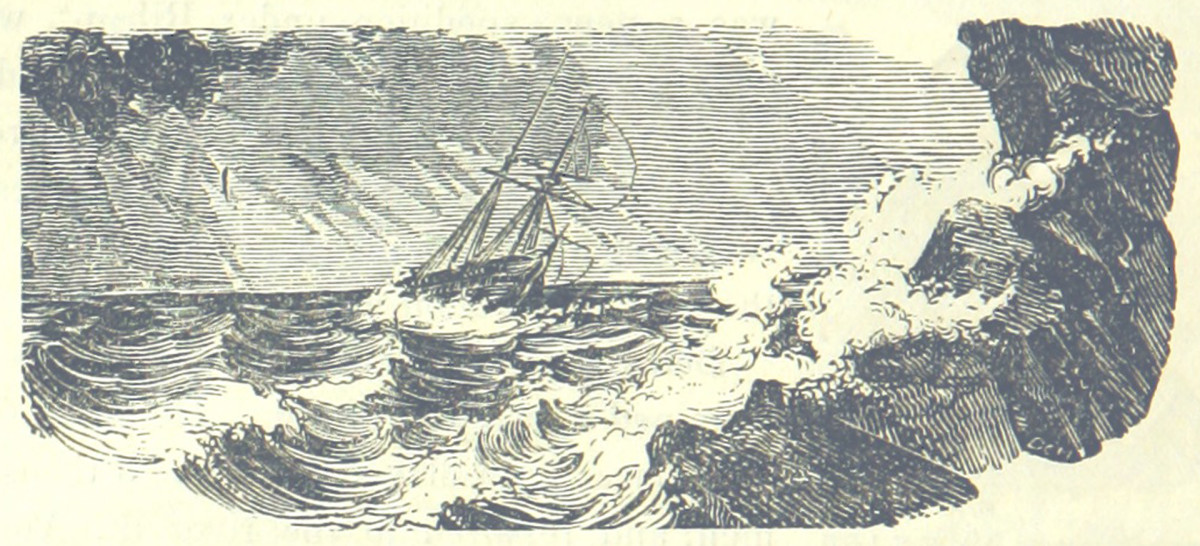The ship of Jean Ribault is wrecked on the coast of Florida.