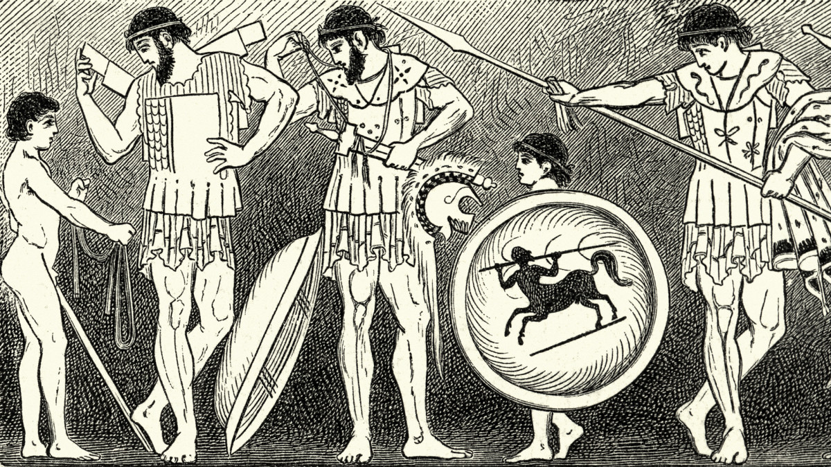 How Sparta Used Harsh Training to Produce 'Perfect' Warriors