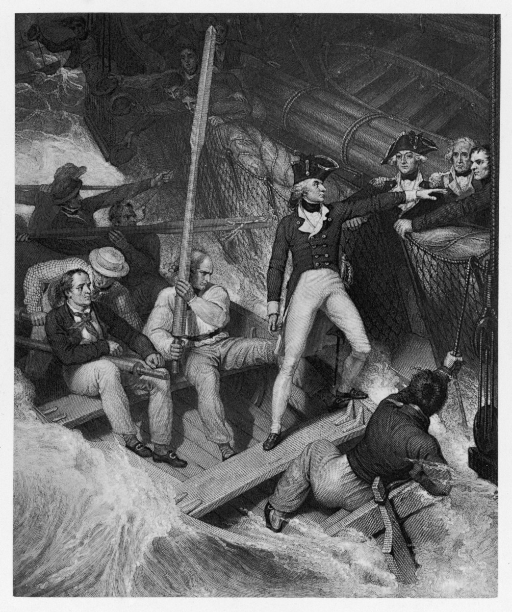 American Revolution Privateers