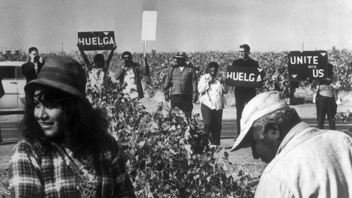 www.history.com: 5 Latino-Led Labor Strikes That Championed Rights for American Workers