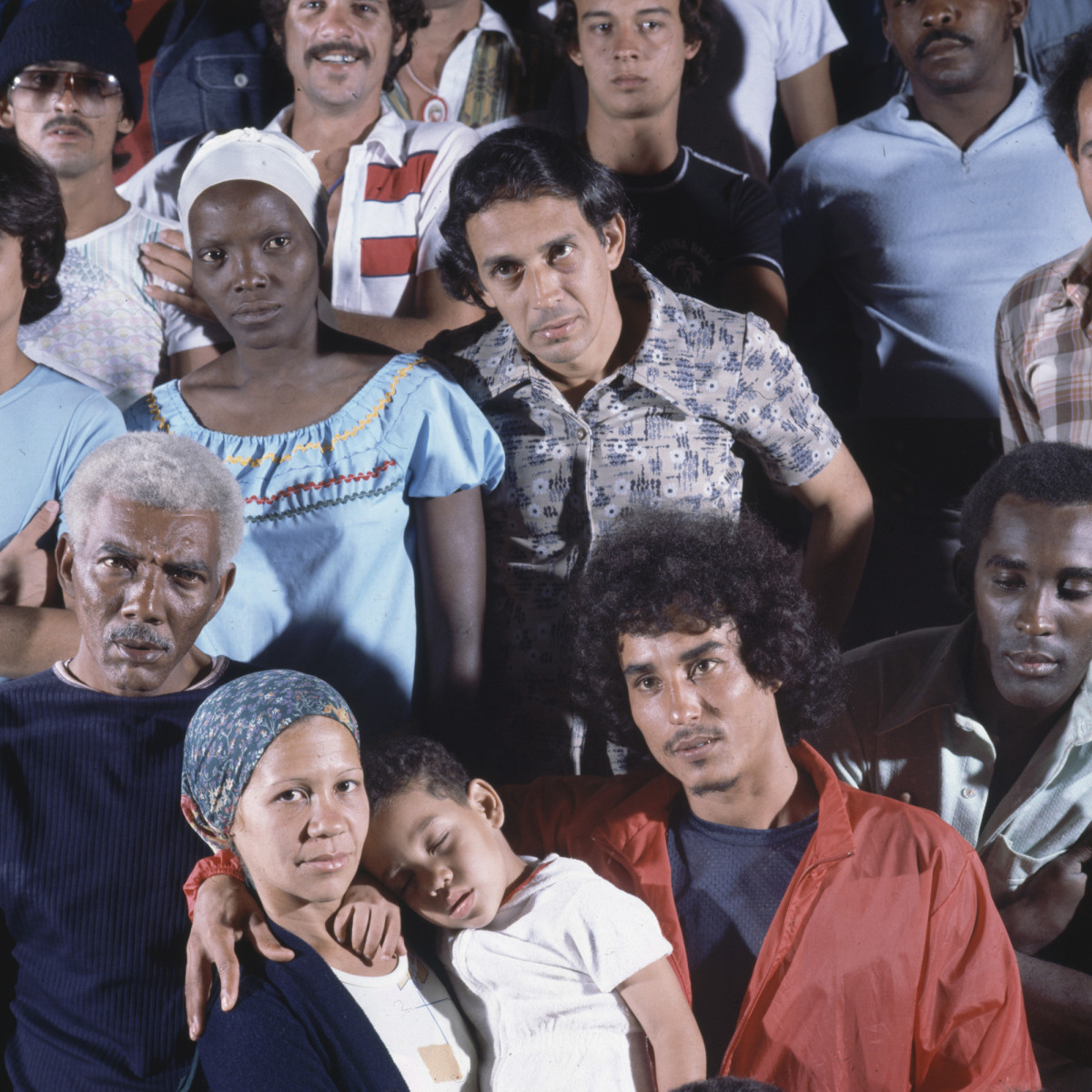 Cuban refugees, Mariel boat lift 1980