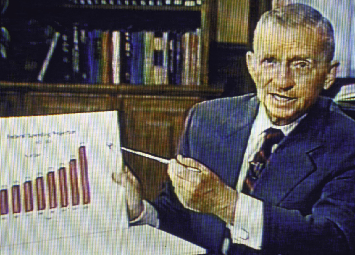 Ross Perot 1992 campaign