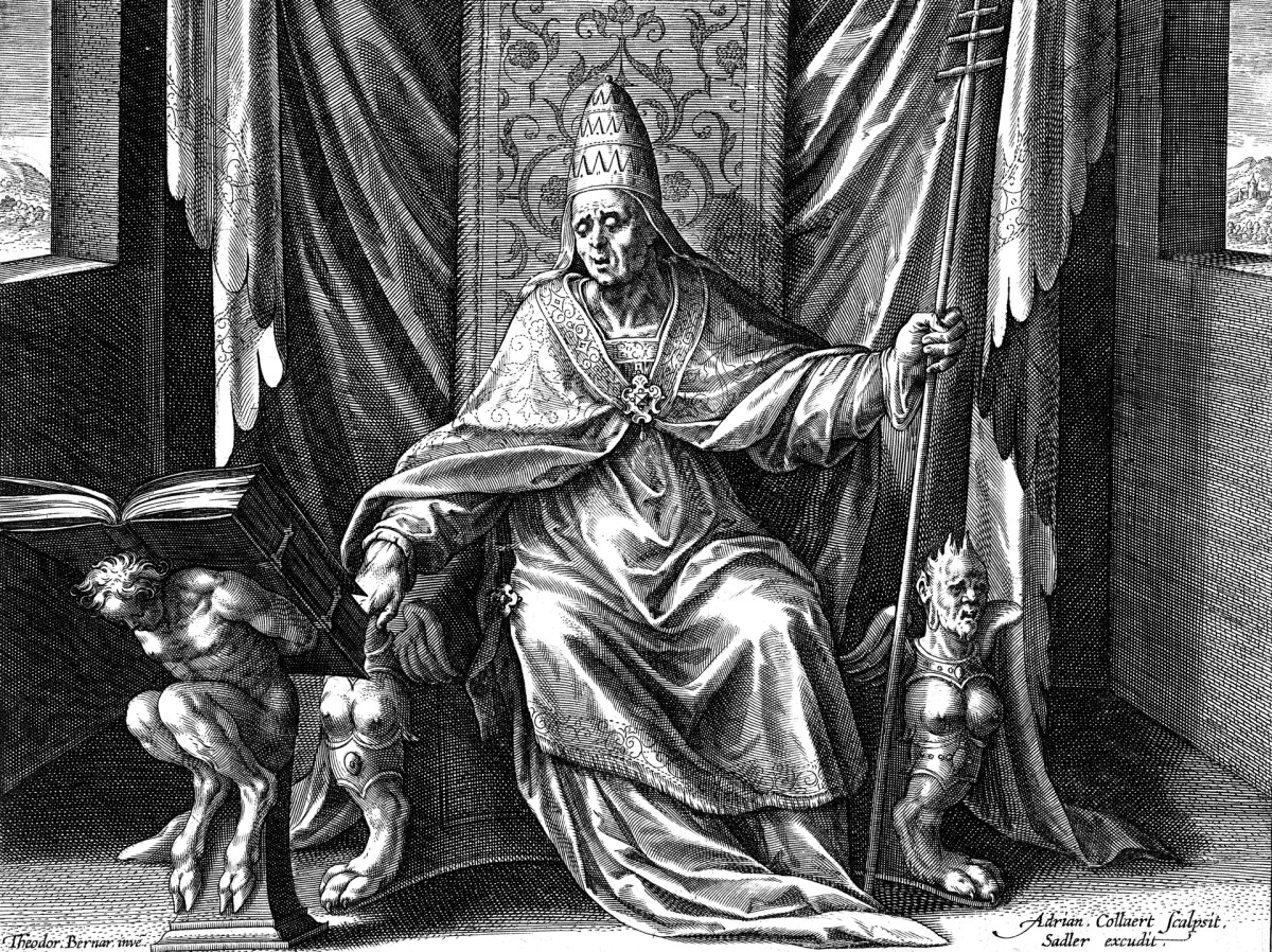Pope Gregory I, Gregory the Great