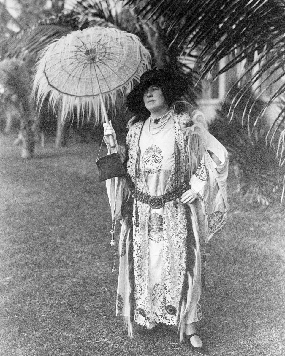 Molly Brown, survior of the Titanic