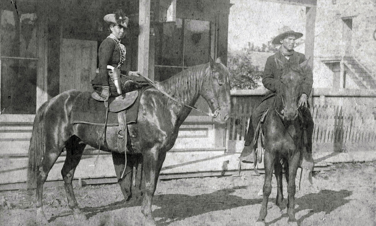Belle Starr, Wild West Outlaws