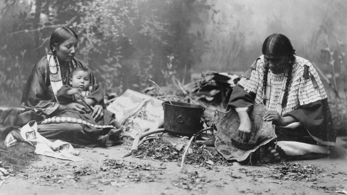 History on a Plate: How Native American Diets Shifted After European Colonization