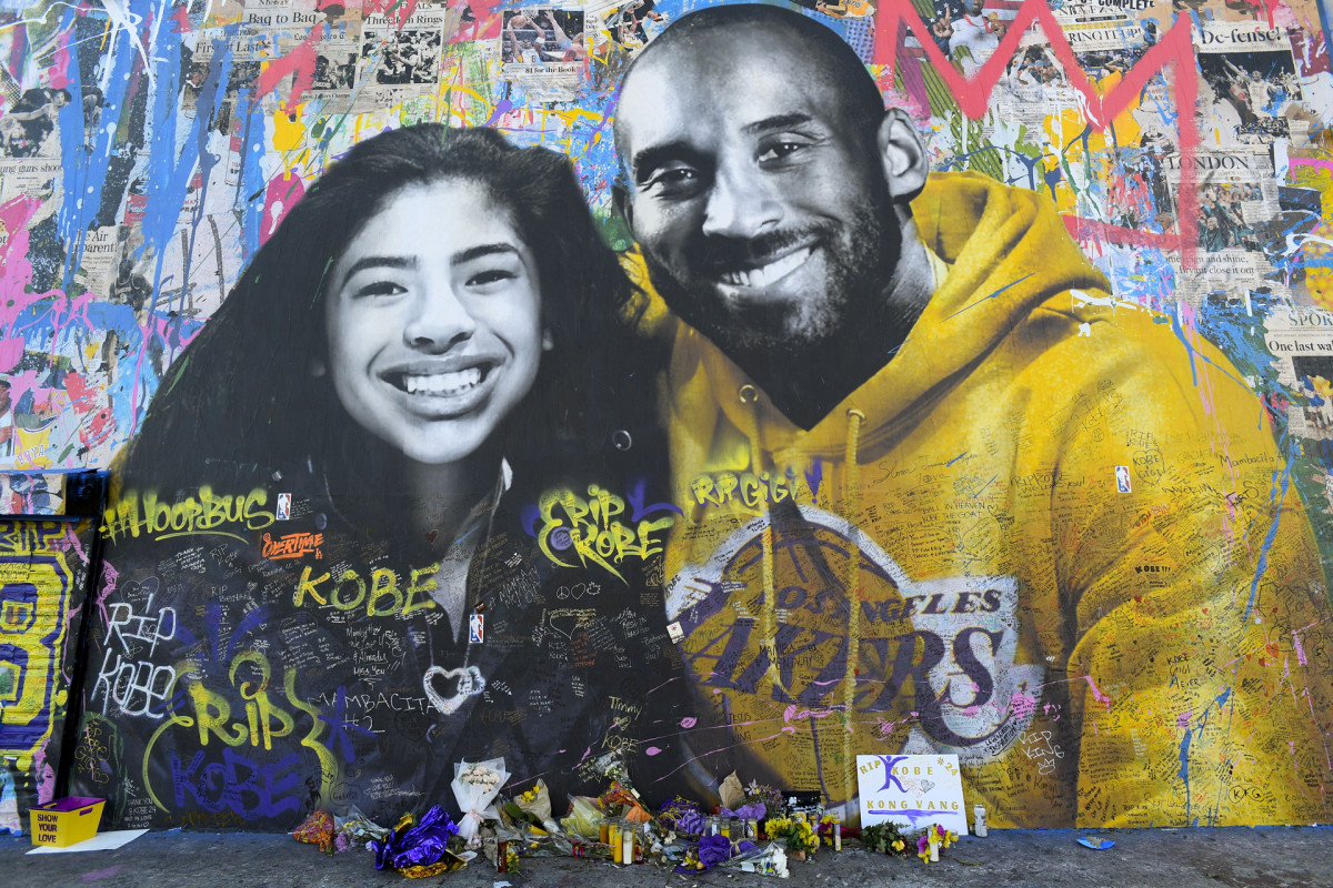 Kobe Bryant's death, daughter Gianna Bryant