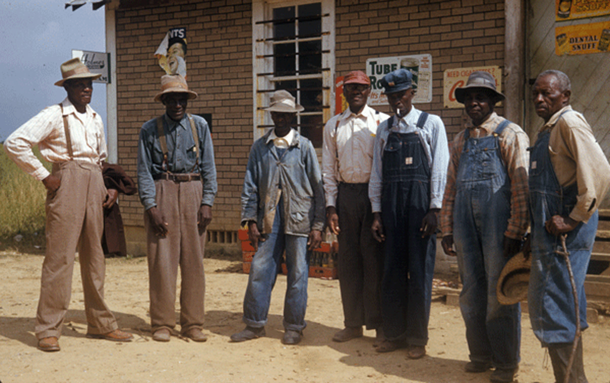 Participants in the Tuskegee Syphilis Study