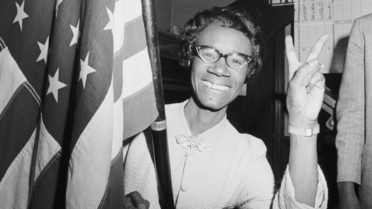 Shirley Chisholm: Facts About Her Trailblazing Career
