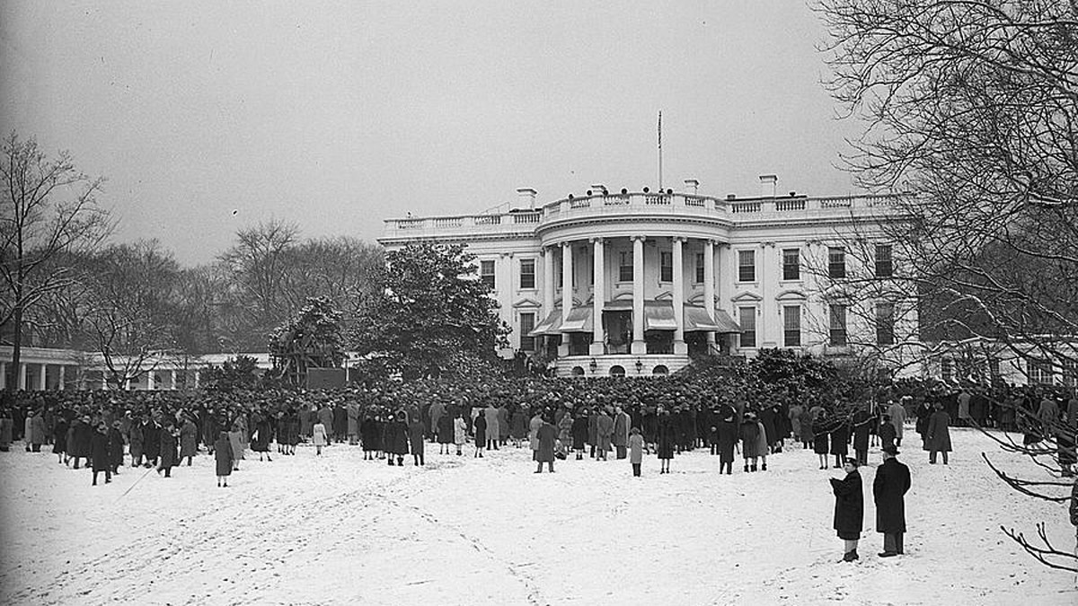 Why FDR's Fourth Inauguration Lasted Only 15 Minutes