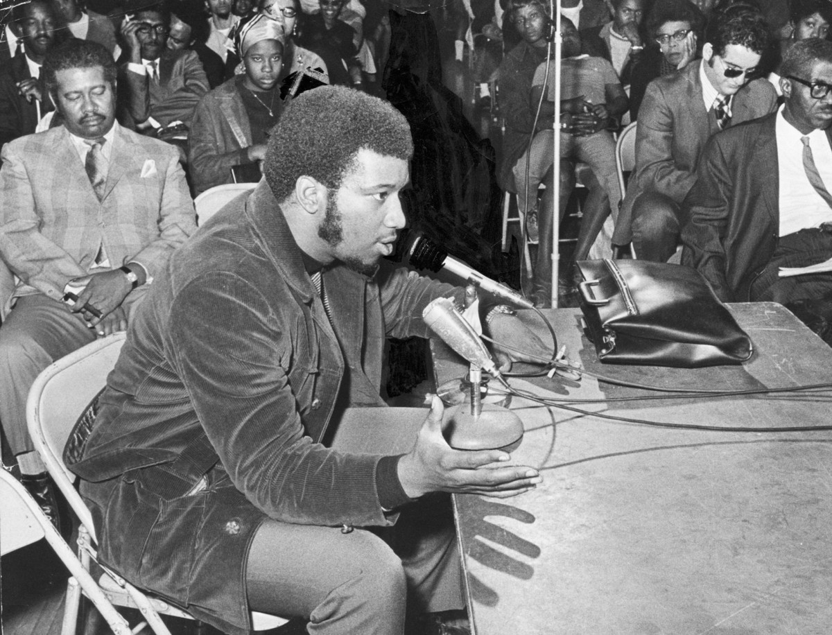 Fred Hampton, Leader of the Black Panthers