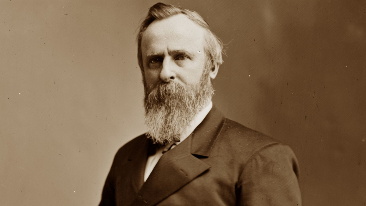 President Rutherford B Hayes, The End of the Reconstruction in the United States